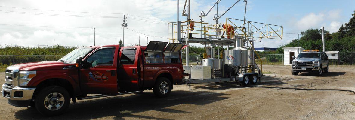 PES - Petroleum and Environmental Services INC  » Bulk Storage